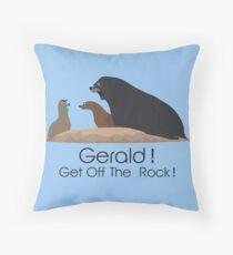 Gerlad! Throw Pillow
