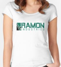 RAMON INDUSTRIES Women's Fitted Scoop T-Shirt