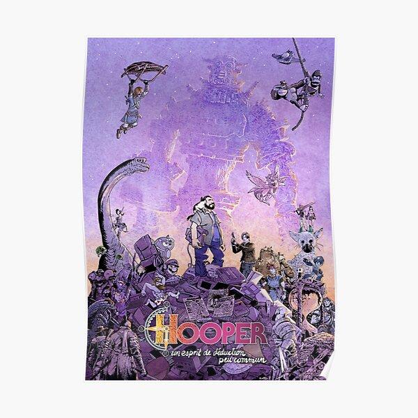 Big Bear Universe Poster
