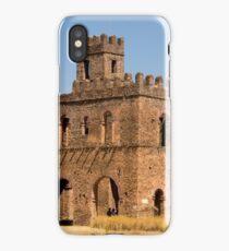 gondor castle in ethiopia iPhone Case/Skin