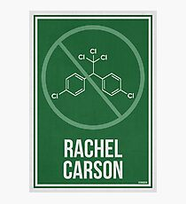 RACHEL CARSON - Women in Science Wall Art Photographic Print