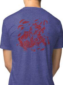 Rose petals Tri-blend T-Shirt