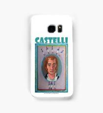 Juan José Castelli por Diego Manuel Samsung Galaxy Case/Skin