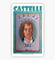 Juan José Castelli por Diego Manuel Sticker