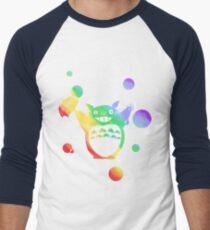 Totoro's Rainy Day (Rainbow) T-Shirt