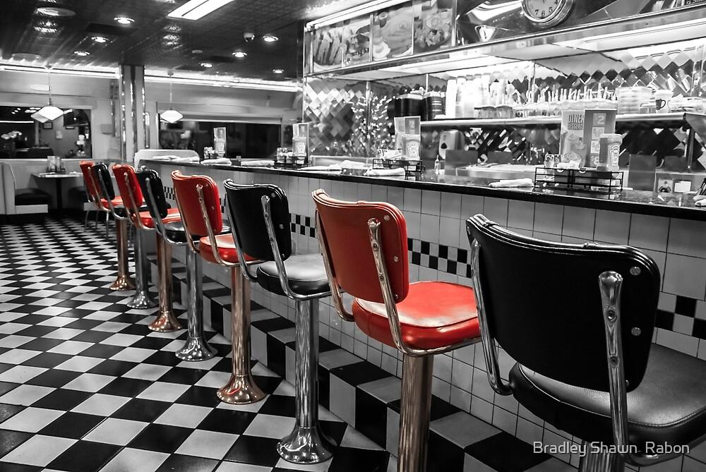 """The Diner"" by Bradley Shawn  Rabon"