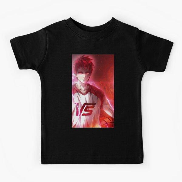 Kuroko No Basket Akashi Seijurou T-shirt enfant