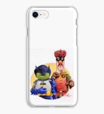 Bat Muppet iPhone Case/Skin