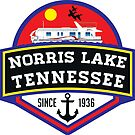 NORRIS LAKE TENNESSEE ANCHOR TN NAUTICAL HOUSEBOAT BOAT BOATING  by MyHandmadeSigns