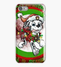 Christmas Dolmation iPhone Case/Skin