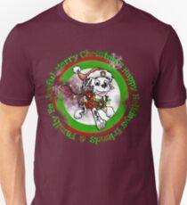Christmas Dolmation Unisex T-Shirt