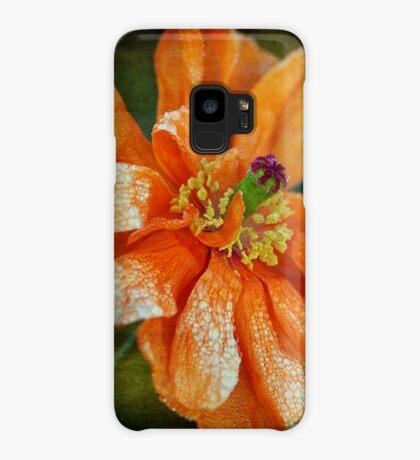 Orange Case/Skin for Samsung Galaxy
