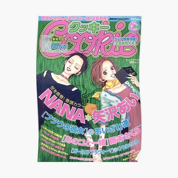 NANA Magazine Cover Poster