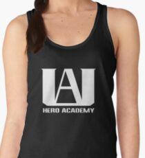 U.A. Hero Academy logo - (My Hero Academia, Boku no Hero Academia, BNHA) Women's Tank Top