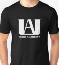 Logo der UA Hero Academy - (My Hero Academia, Boku no Hero Academia, BNHA) Slim Fit T-Shirt