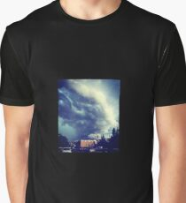 Incoming Storm Graphic T-Shirt