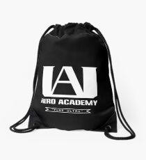 U.A. High Plus Ultra logo - (My Hero Academia, Boku no Hero Academia, BNHA) Drawstring Bag