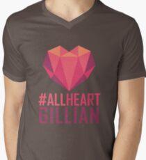 #AllHeartGillian - Pink  T-Shirt