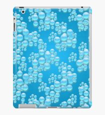 Water drops illustration pattern  iPad Case/Skin