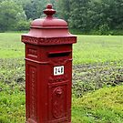 Any mail today? by steppeland
