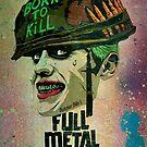Born to Kill by butcherbilly