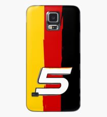 Sebastian Vettel  Case/Skin for Samsung Galaxy