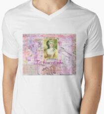 Marie Antoinette  Let Them Eat Cake quote   T-Shirt
