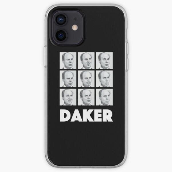 John Daker T-ShirtMy name is John Daker iPhone Soft Case