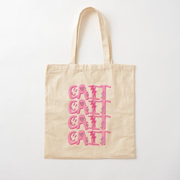 CAIT name Cotton Tote Bag