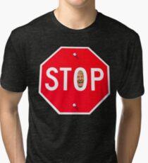 STOP TRUMP Tri-blend T-Shirt