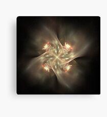 Ethereal Pinwheel Canvas Print
