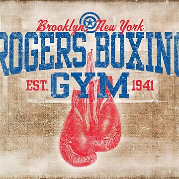 Rogers Boxing Gym by popnerd