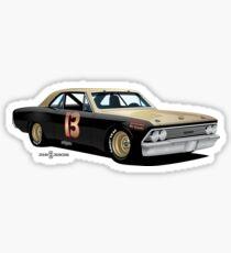 Smokey Yunick's 1967 Chevelle Sticker