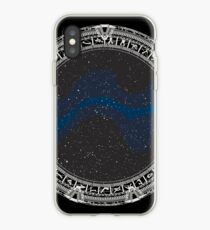 Stargate (white) iPhone Case