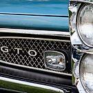 Pontiac GTO by thatstickerguy