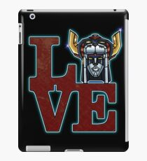Love Voltron iPad Case/Skin