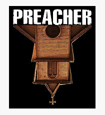 preacher - Arseface, Jesse, Tulip and Cassidy Photographic Print