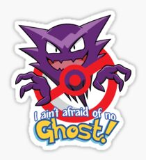 Haunter Busters! Sticker