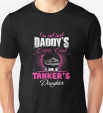Awesome funny T - shirt design for tanker and more Unisex T-Shirt