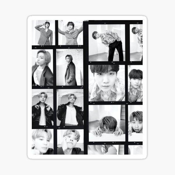 BTS RollingStone Sticker