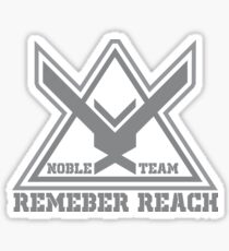 Remember Reach- Alternate Sticker