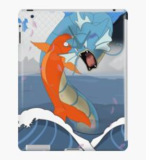 Pokemon Koi Dragon (Gyarados & Magikarp) iPad Case/Skin