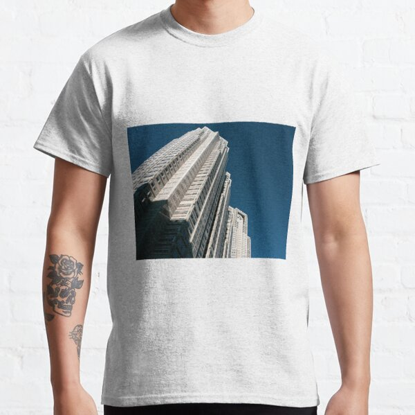 Light in the City - Turquoise City Classic T-Shirt