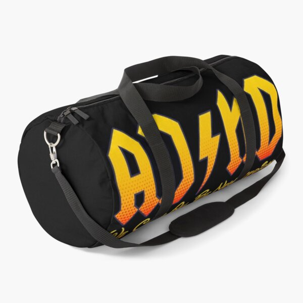 ADHD Awareness Duffle Bag