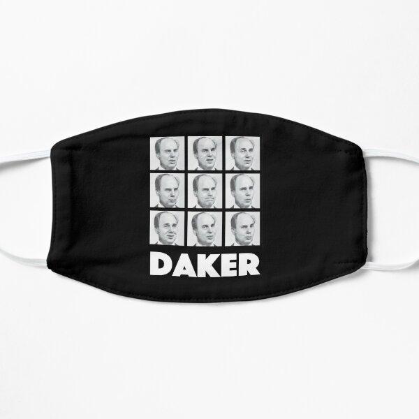 My name is John Daker Shirt Flat Mask
