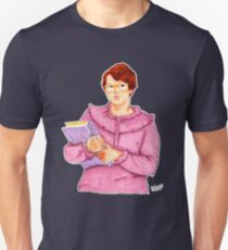 Barb from Stranger Things Portrait T-Shirt