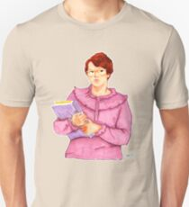 Barb from Stranger Things Portrait Unisex T-Shirt
