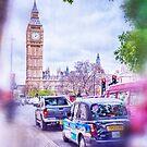 Big Ben as Art by photograham