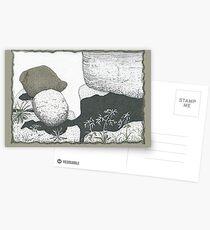 A Boulder Composition Postcards