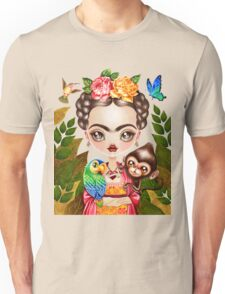 Frida Querida Unisex T-Shirt